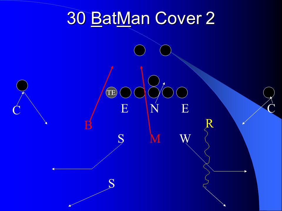 30 BatMan Cover 2 TE E N E C R S M W S C B