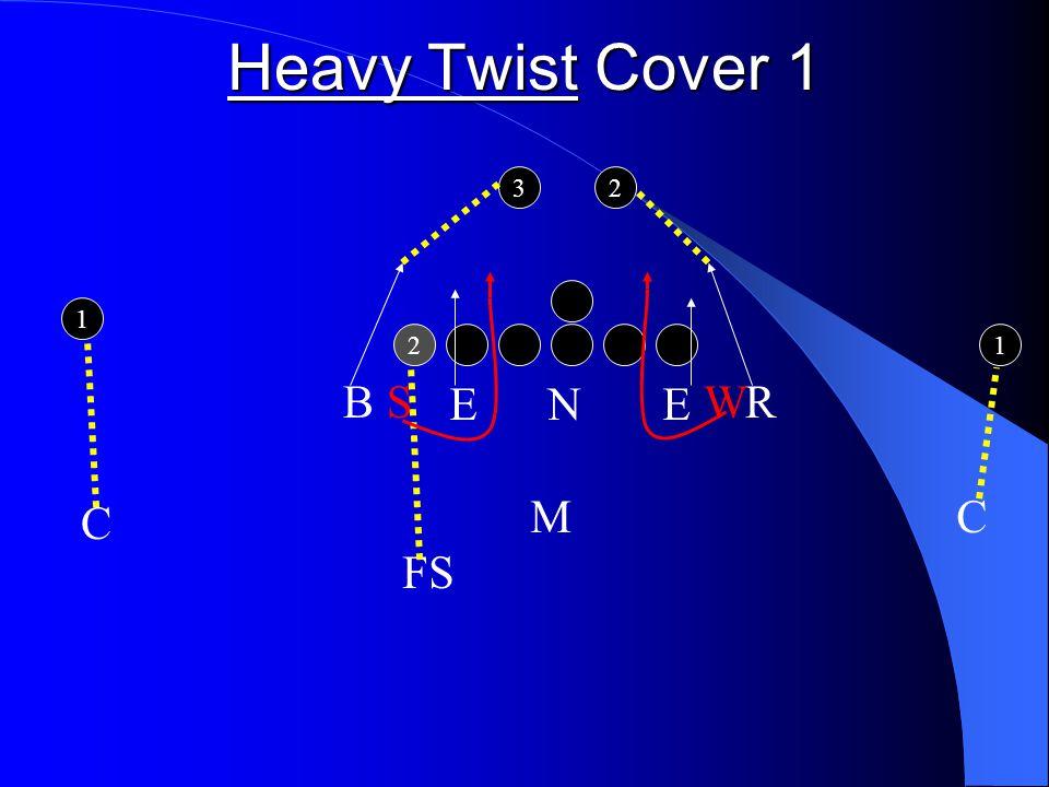 Heavy Twist Cover 1 2 1 1 32 E N E M C FS C SR WB