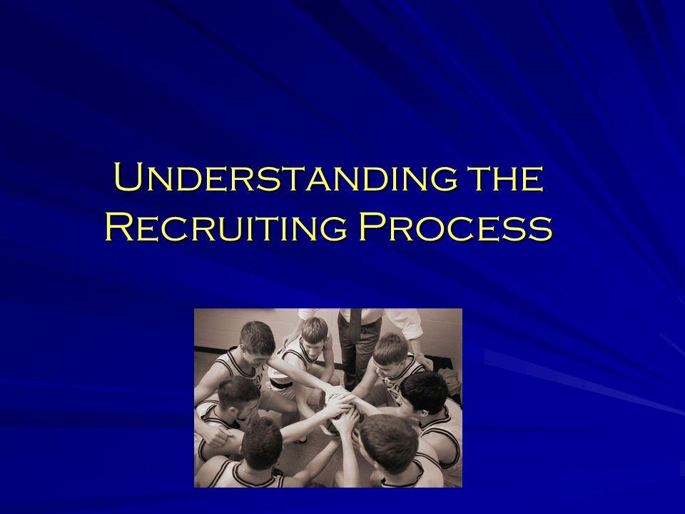 Understanding the Recruiting Process