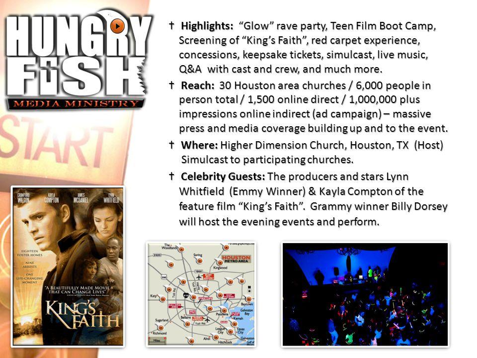 Community Movie Night King's Faith Trailer King's Faith is an incredible story...