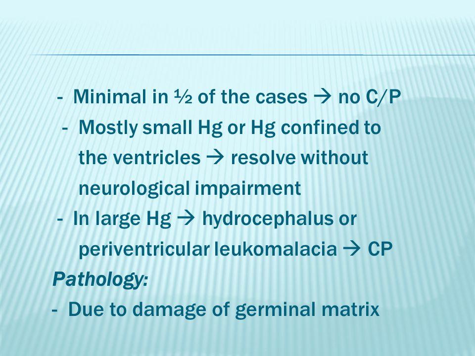- Major predictors are:  Congenital anomalies  Family history  Neonatal seizures