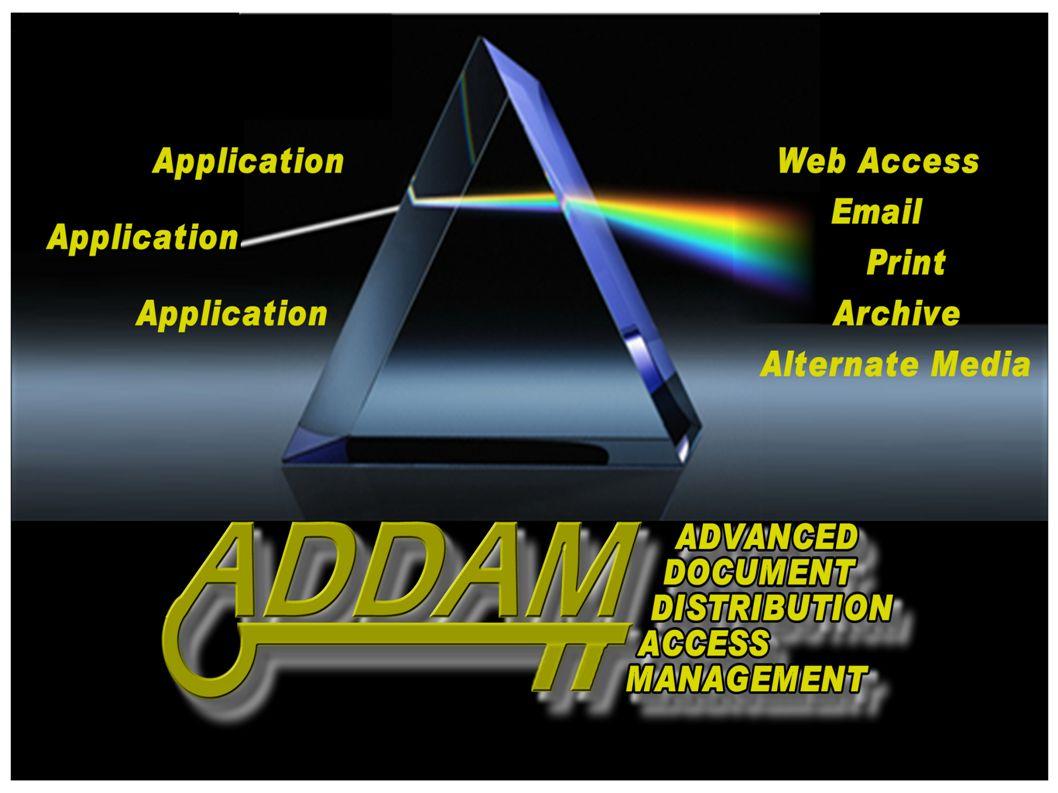 ADDAM Introduction