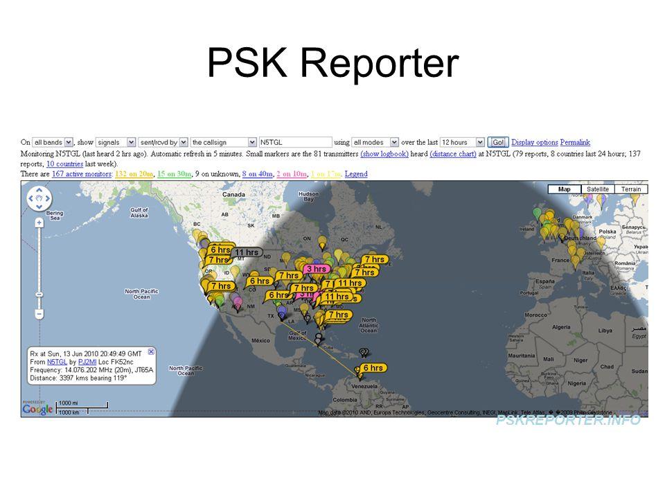 PSK Reporter
