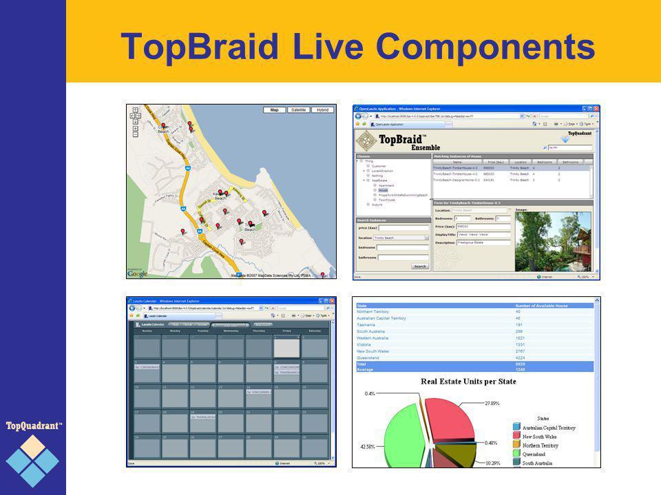 TopBraid Live Components