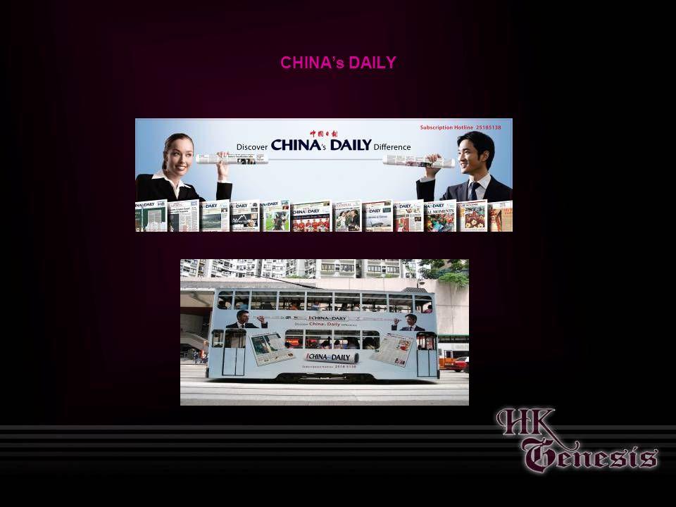 CHINA's DAILY