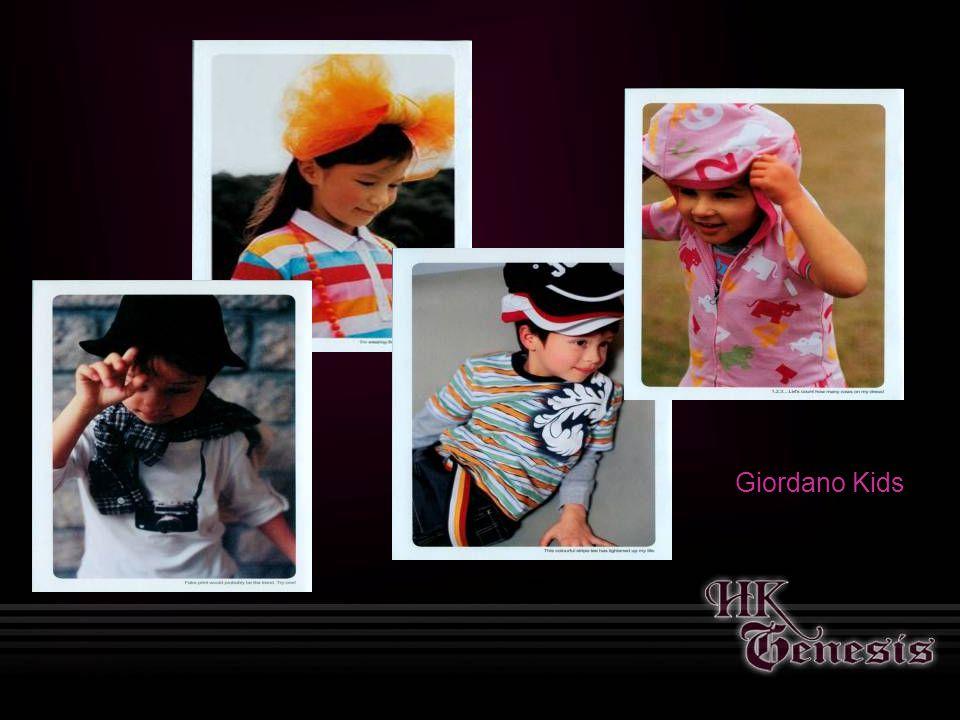 Giordano Kids