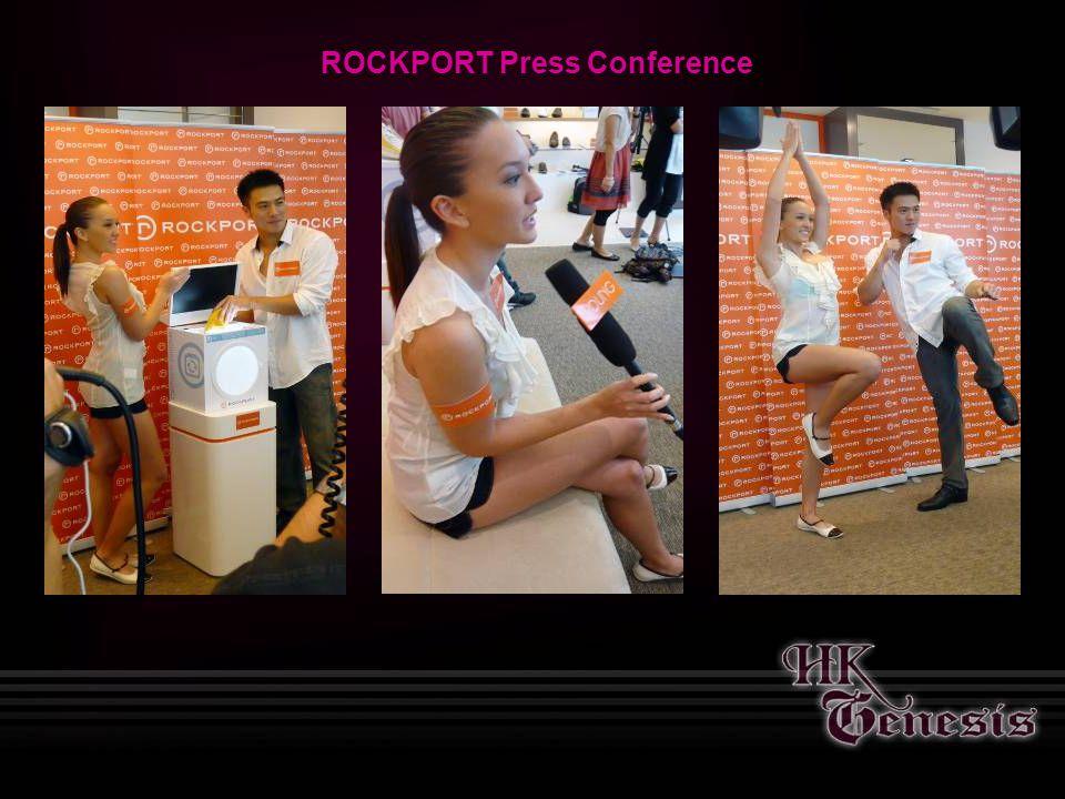 ROCKPORT Press Conference