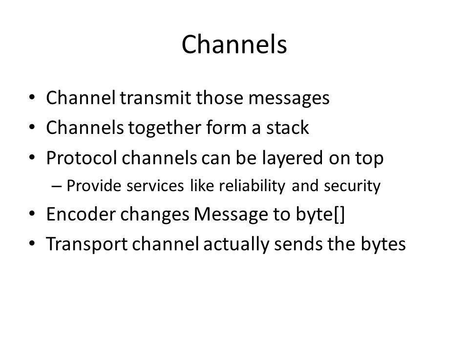 Channel Stack óöu»×{ÊêCÌã³û¢Ì\ÓÒÐ(02 Encoder Transport Channel Protocol Encoder Transport Channel Protocol óöu»×{ÊêCÌã³û¢Ì\ÓÒÐ(02