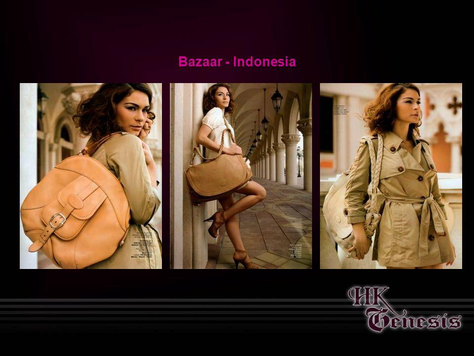 Bazaar - Indonesia