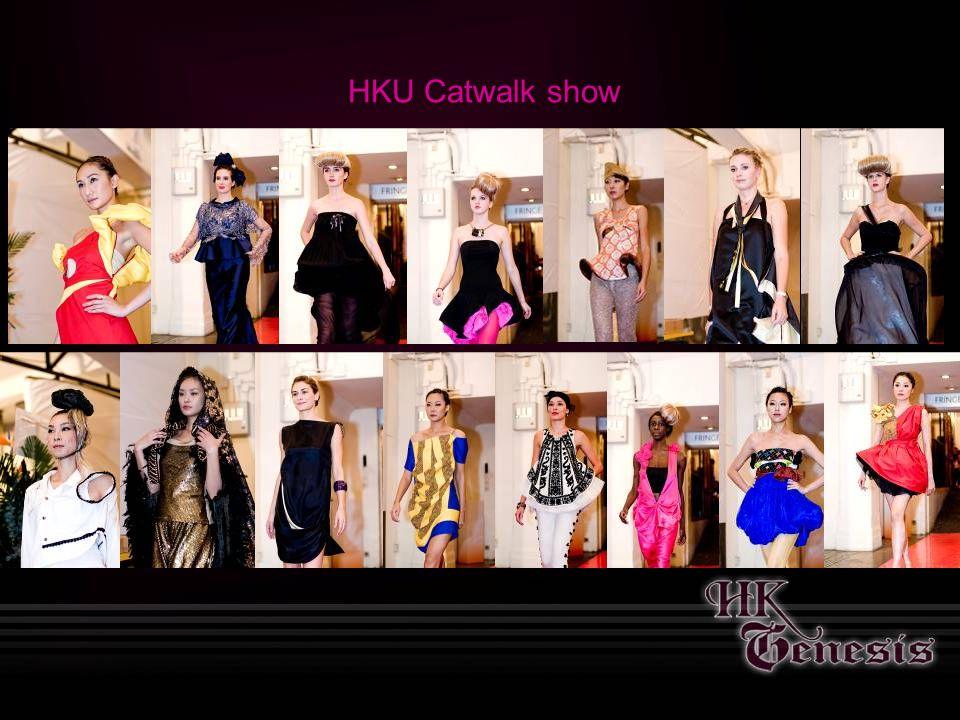 HKU Catwalk show