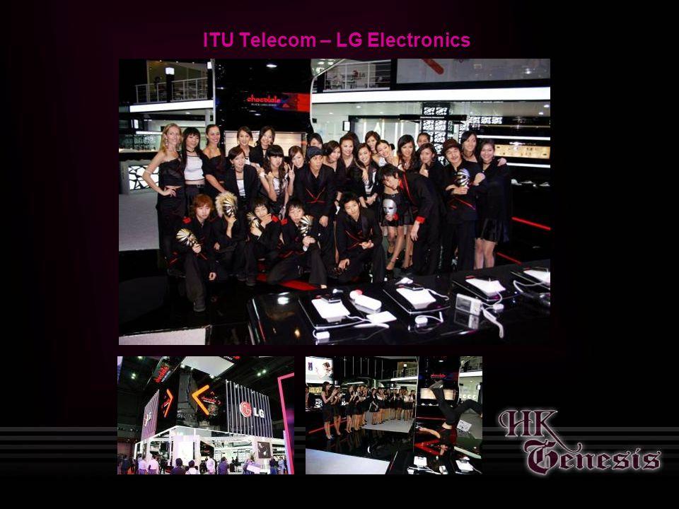 ITU Telecom – LG Electronics