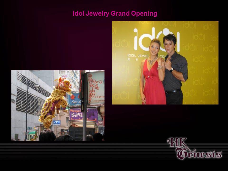 Idol Jewelry Grand Opening