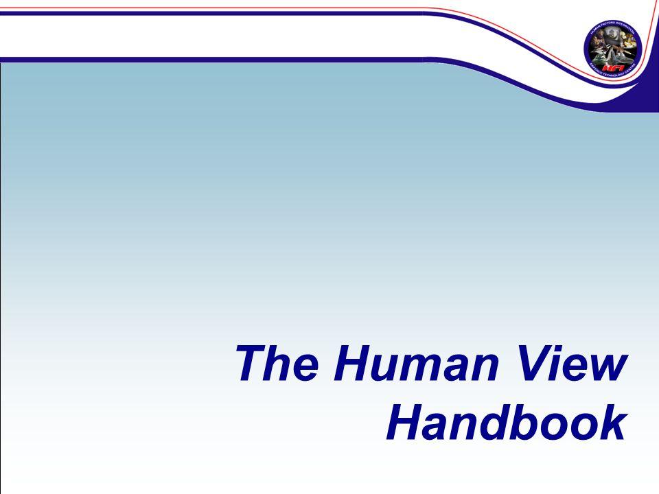 The Human View Handbook