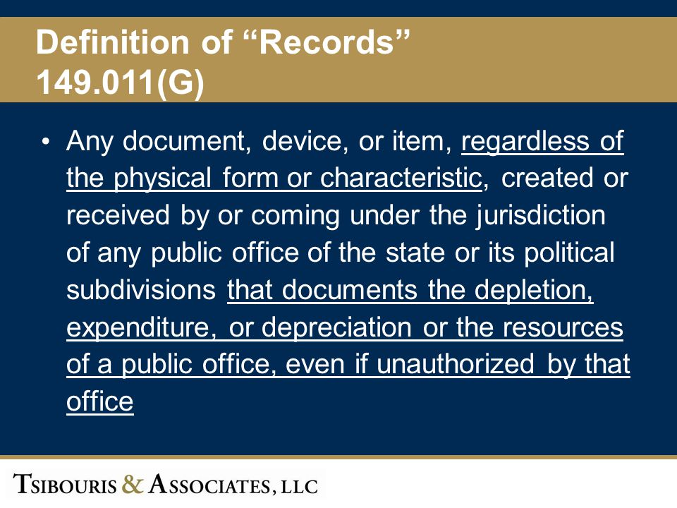 Generally may not limit or condition the access by requiring disclosure of the requester s identity or intended use of the public record A requirement constitutes a denial of the request Requester's Identity, Use of Records 149.43(B)(4) – (5)