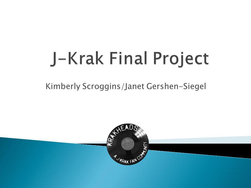 Kimberly Scroggins/Janet Gershen-Siegel