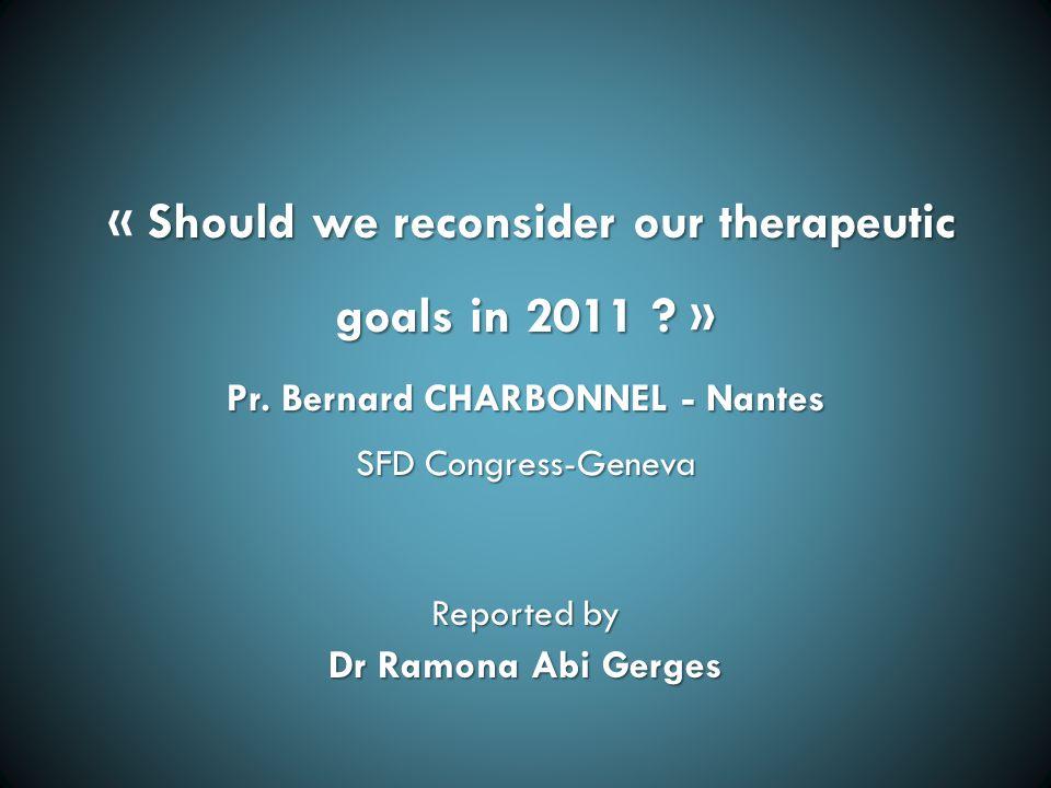 Publications : 1.N Engl J Med 2011;364:818-28 2.N Engl J Med 2003;348:383-93 3.N Engl J Med 2011;364:829-41 4.The Lancet 2010, vol.375,issue 9713, Pages 481 - 489 5.Diabetes Care 2010,April 28 vol.