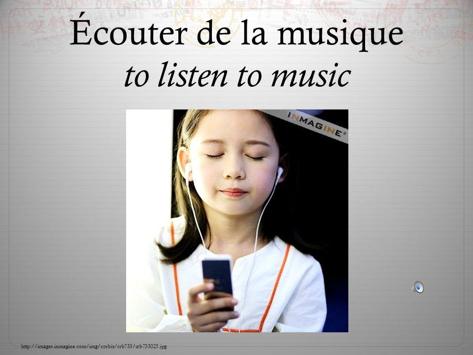 Écouter de la musique to listen to music http://images.inmagine.com/img/corbis/crb733/crb733025.jpg