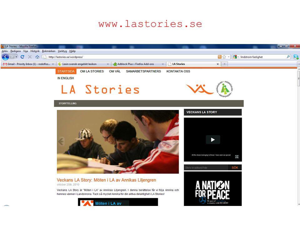 www.lastories.se