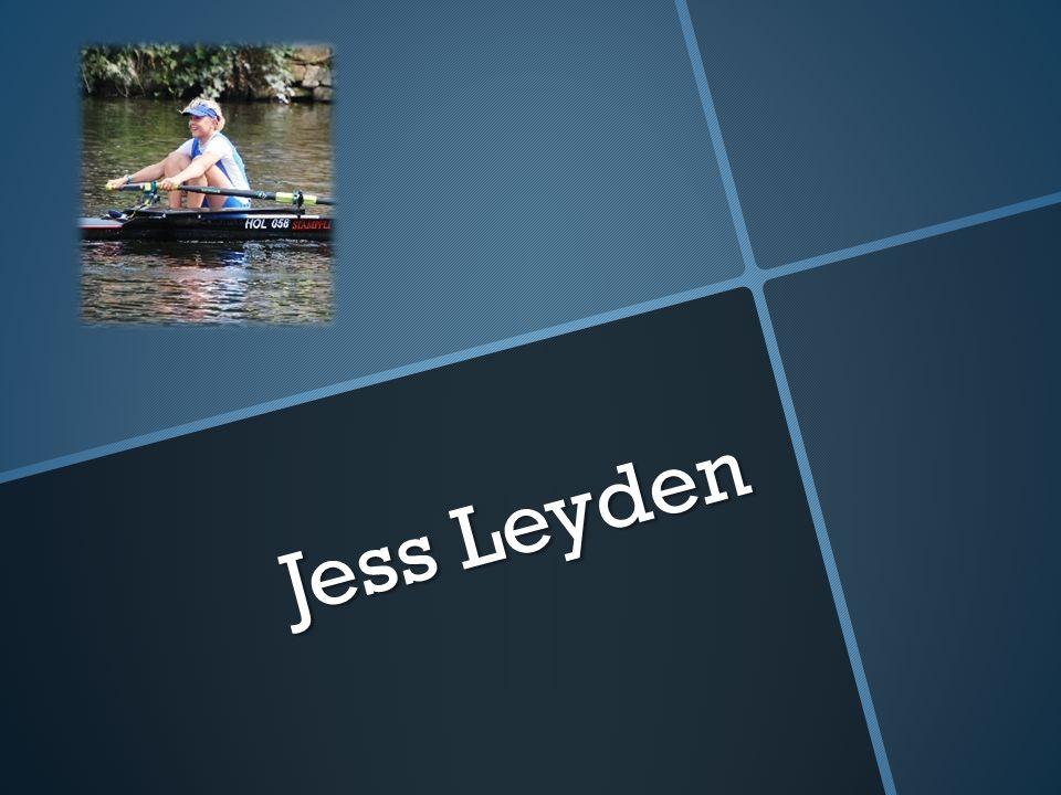 Jess Leyden