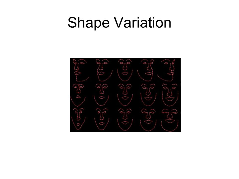 Shape Variation