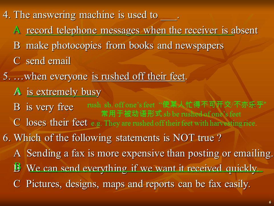 16 益处 ) are becoming more obvious every day.a. computers are being used in space travel.