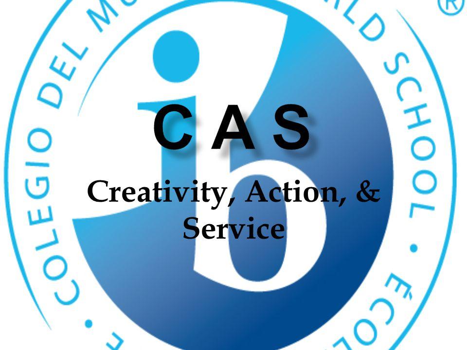 Creativity, Action, & Service