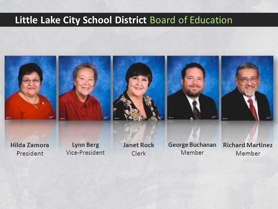 Little Lake City School District Executive Cabinet Dr.