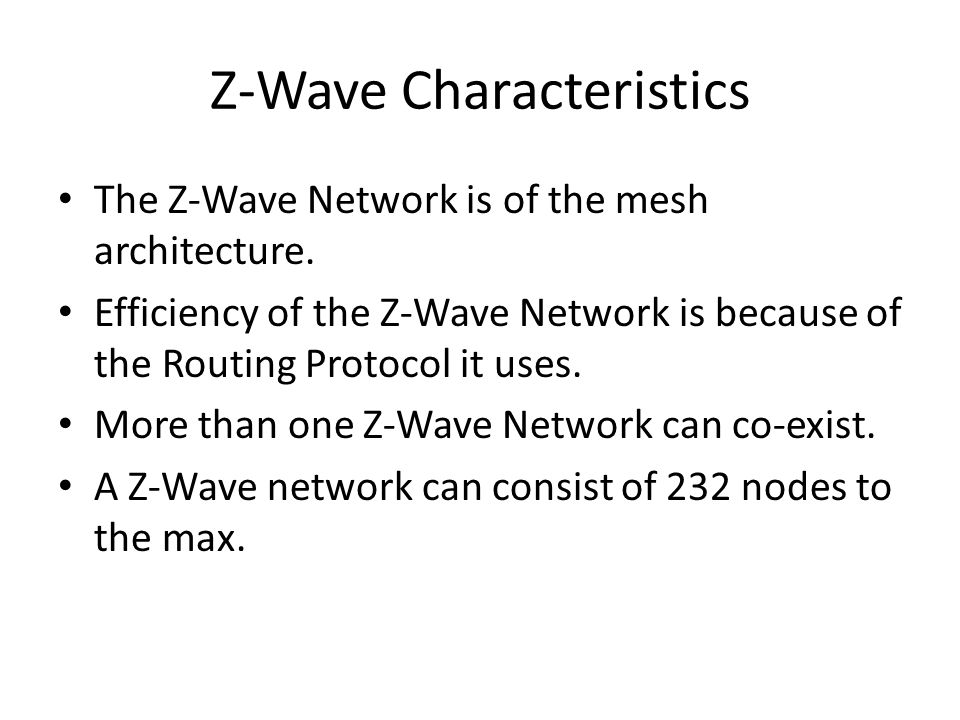 Z-Wave Vs X-10 Z-wave is fast compared to the X-10 while both address the same purpose.