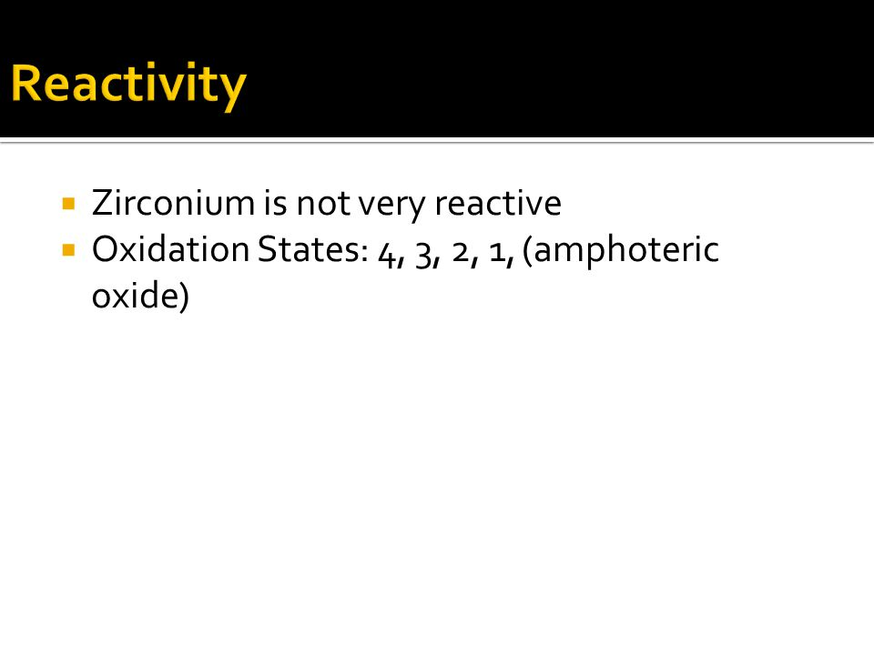  It's common in South Africa and Australia  The chart below displays the locations of Zirconium.