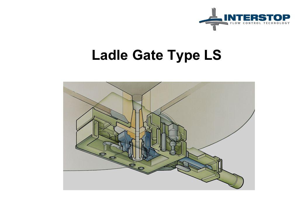 Ladle Gate Type LS
