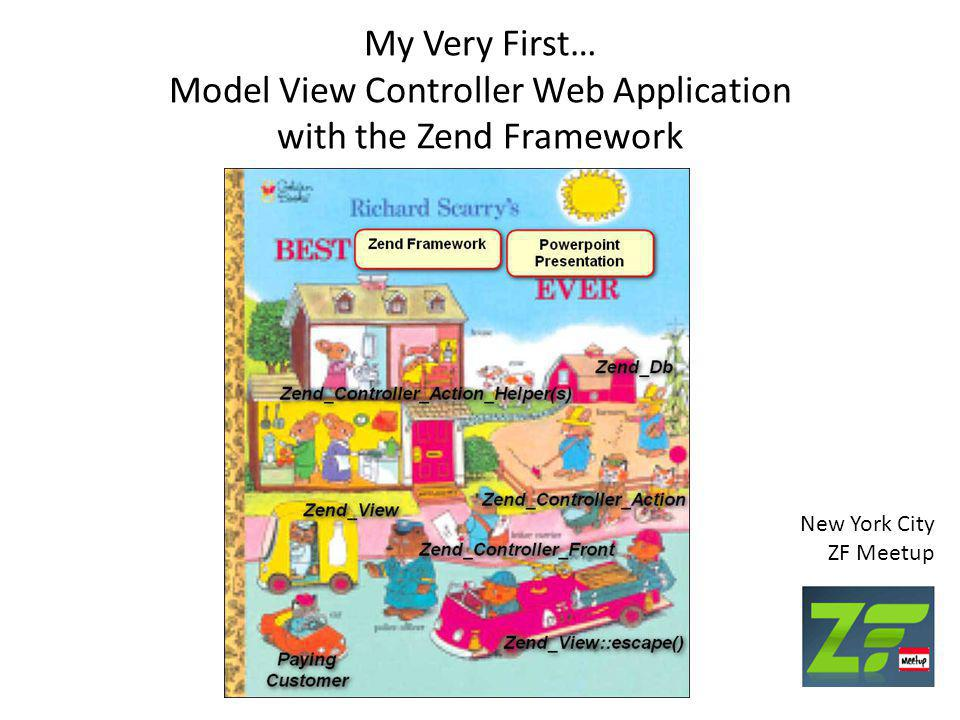 Part One Why use an MVC framework.– Inversion of Control makes life simpler.