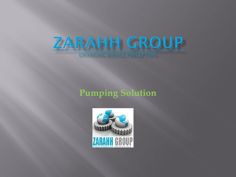 Pumping Solution
