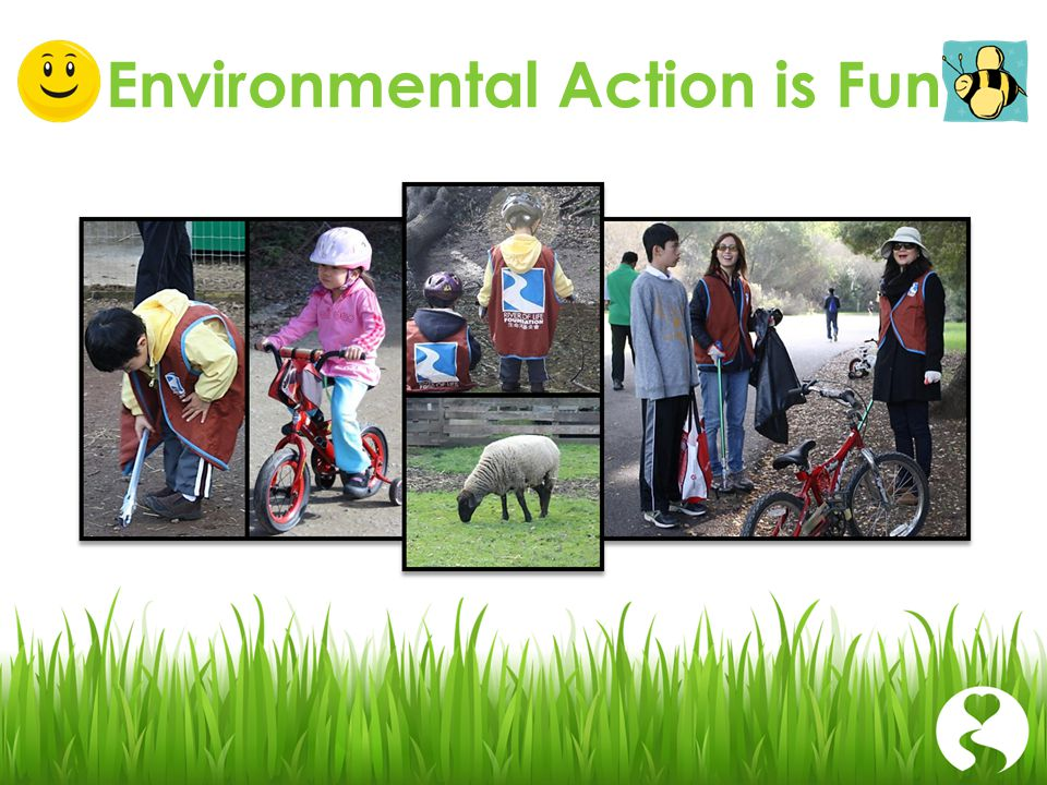 Environmental Action is Fun