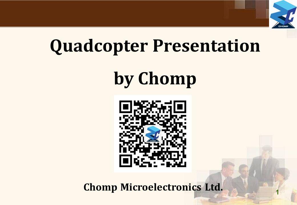 2 Quadcopter Structure Quadcopter Advantages Quadcopter Chips Quadcopter PCB BOM Quadcopter Materials Quadcopter Demo