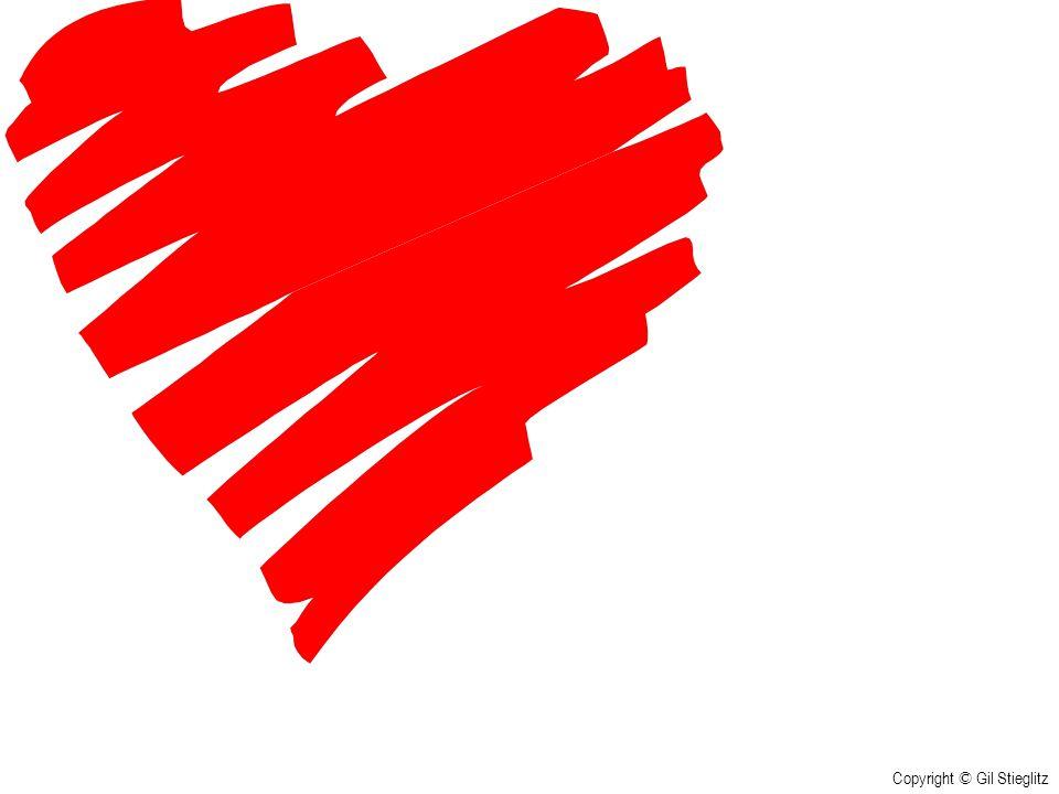Love is... Meeting _______ ___________ Copyright © Gil Stieglitz