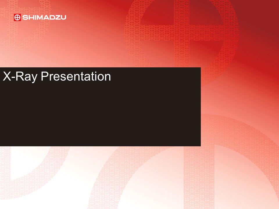 X-Ray Presentation