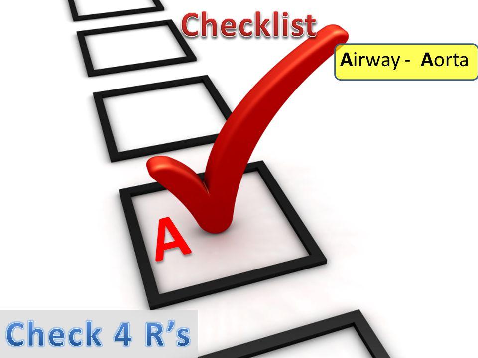 Airway - Aorta A