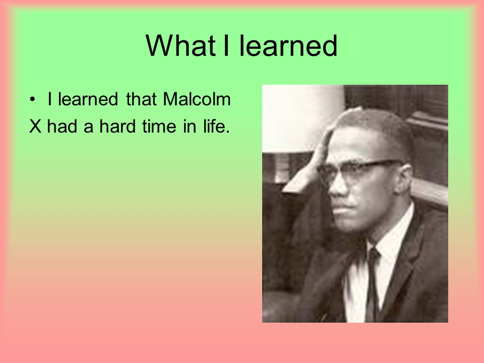 Most well known for He was well known because he was an African American Muslim minister, Public speaker, and human rights activist.