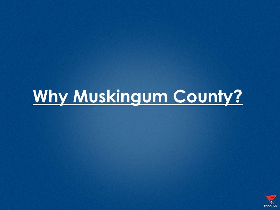 Why Muskingum County