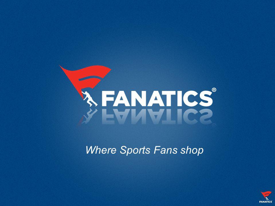 Where Sports Fans shop