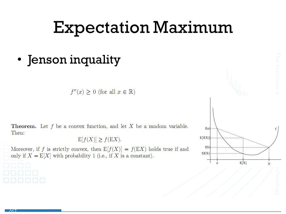 Jenson inquality