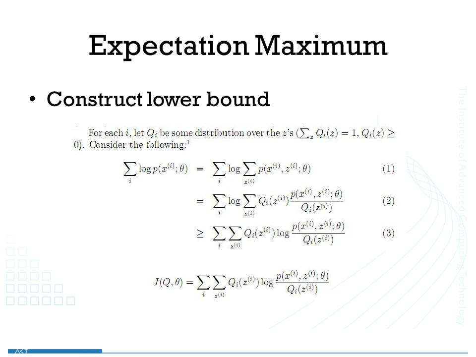 Construct lower bound