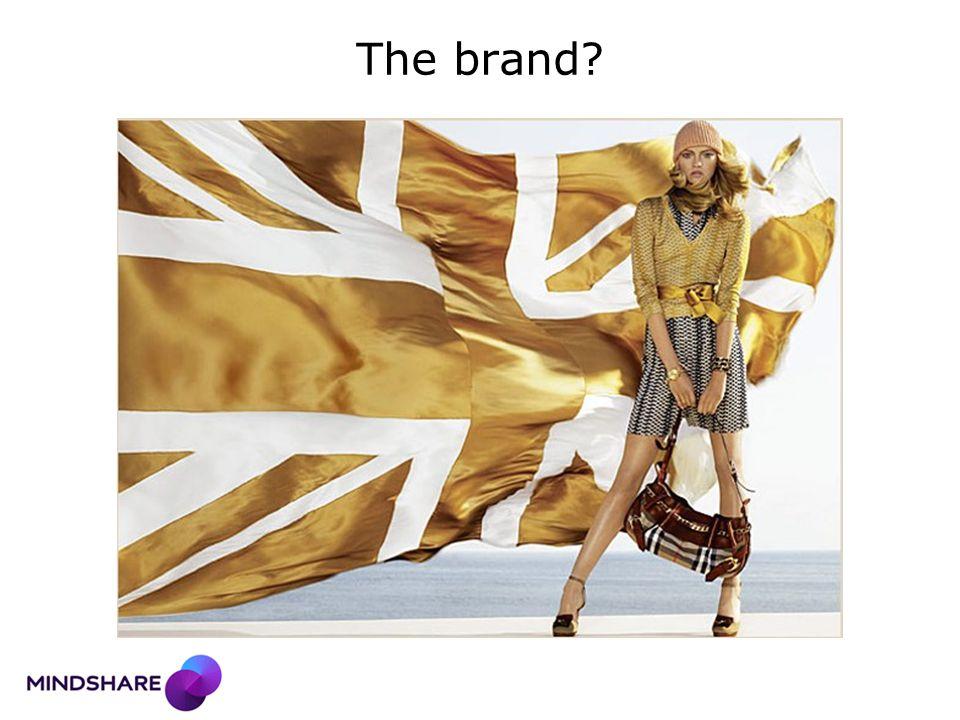 The brand?