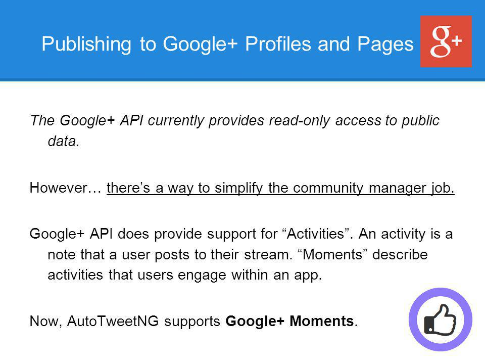 About App Activities Increase app discovery and drive lasting re-engagement Build conversations and share activities that matter Want to increase the discoverability of your app.