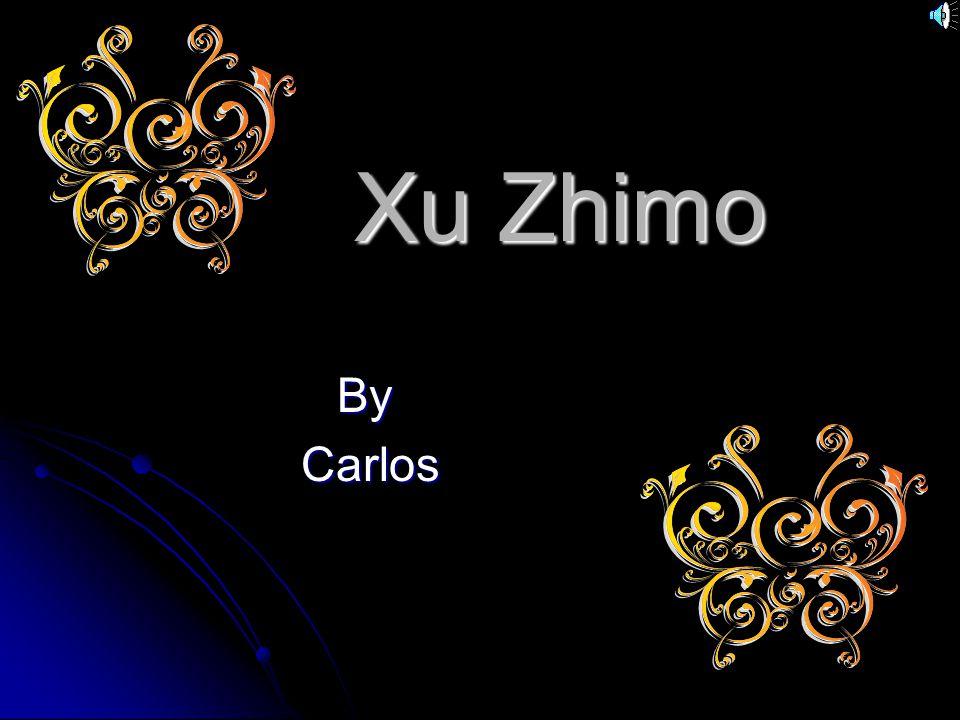 Xu Zhimo By Carlos Carlos