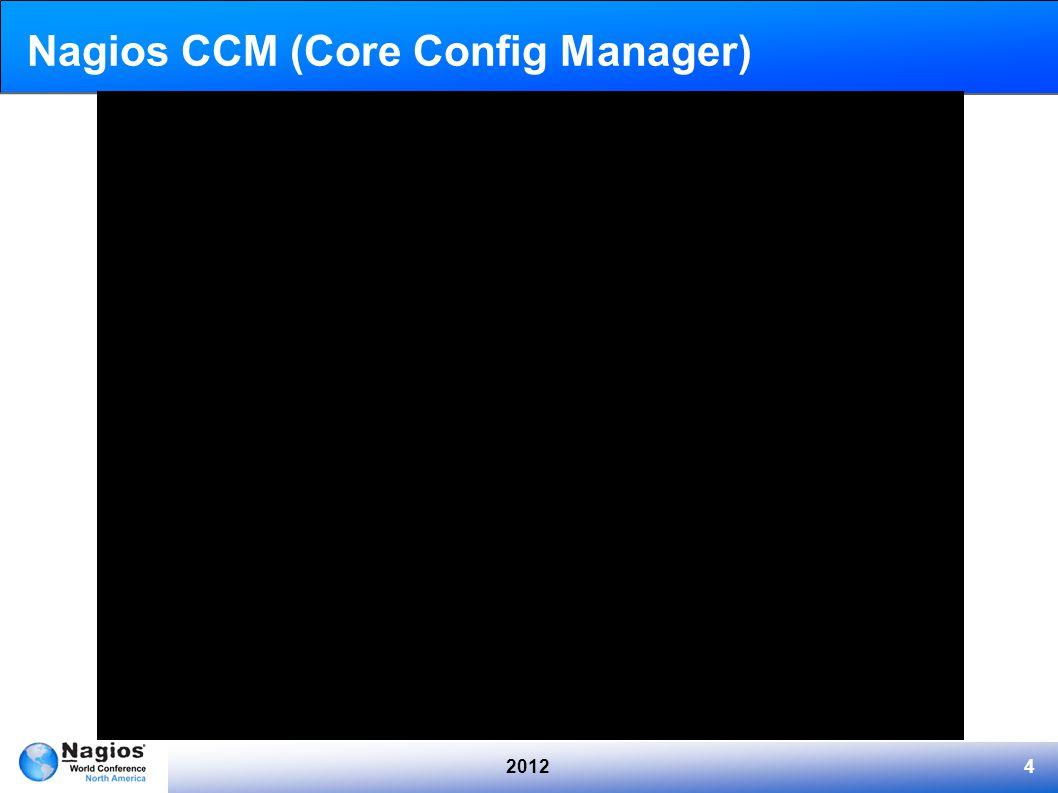20124 Nagios CCM (Core Config Manager)