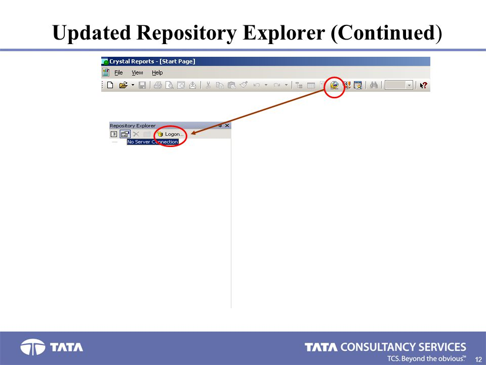 12 6. Updated Repository Explorer (Continued)