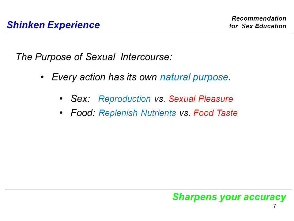 Shinken Experience Sharpens your accuracy 1.