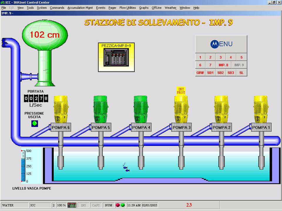 Water & Irrigation Control Solutions 23