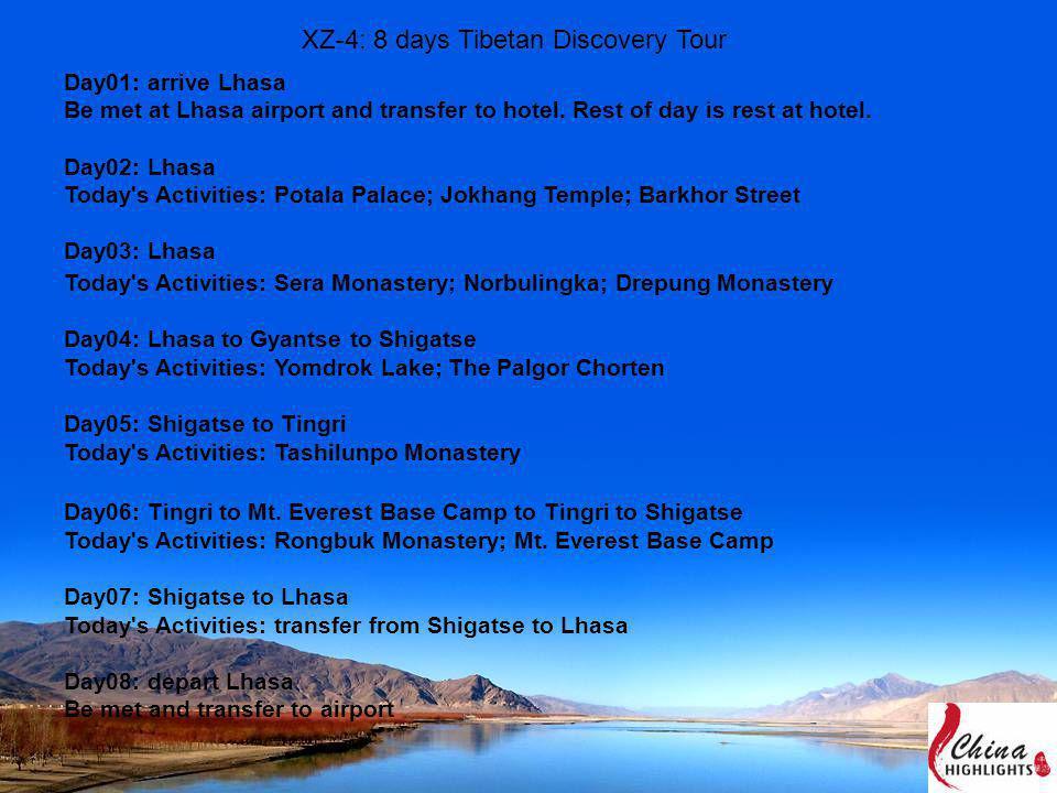 Day04 Lhasa - Gyantse - Shigatse Tibetan family visit